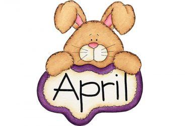 April Announcements