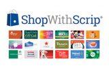 Shop with scrip 2019