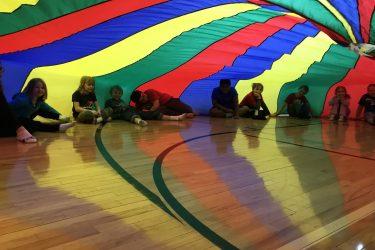 The parachute