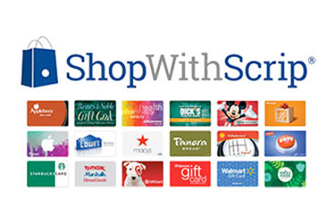 Shop with scrip 2019